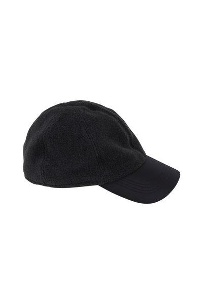 Wigens - Charcoal Gray Fleece Hat