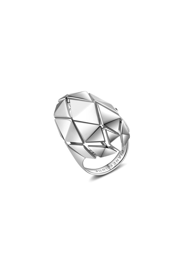 Pianegonda Sterling Silver Planus Ring