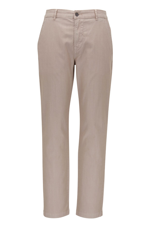 Hudson Clothing Steel Slim Straight Chino Pant
