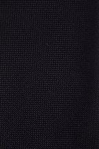 Charvet - Black Textured Silk Necktie