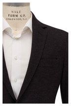 Maurizio Baldassari - Dark Gray Wool Jersey Sportcoat