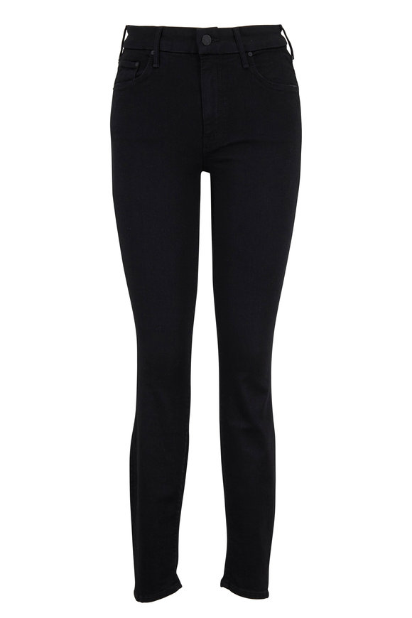 The Looker Black High-Rise Skinny Jean