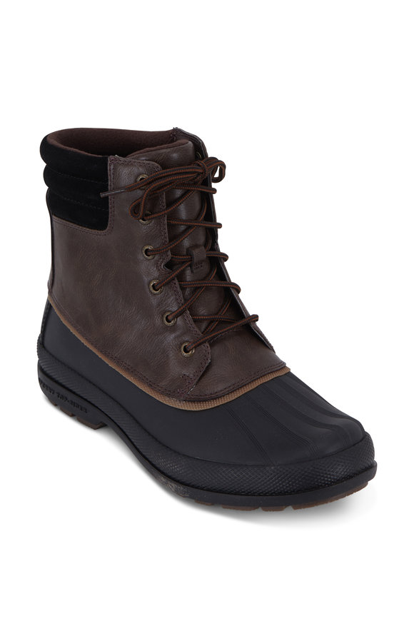 Sperry Cold Bay Brown & Black Duck Boot