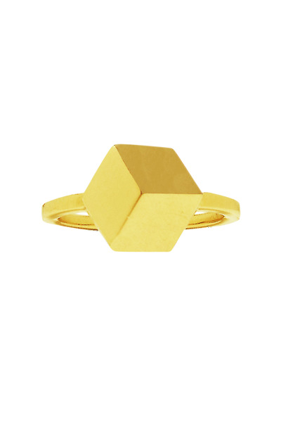 Paolo Costagli - Brilliante Yellow Gold Ring