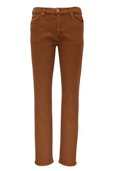 BLDWN - Golden Brown Modern Slim Jean