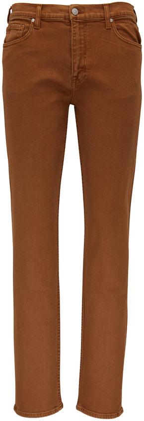 BLDWN Golden Brown Modern Slim Jean