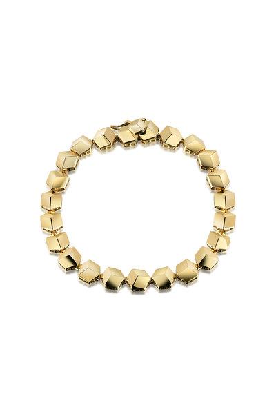 Paolo Costagli - Yellow Gold Brilliante Bracelet