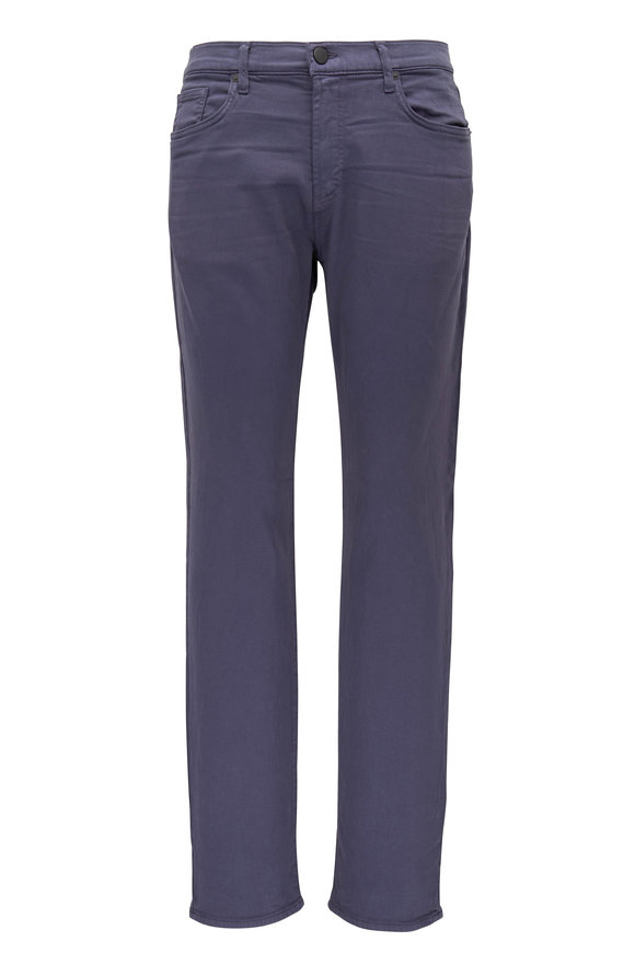 J Brand Kane Keckley Plexe French Terry Straight Fit Jean