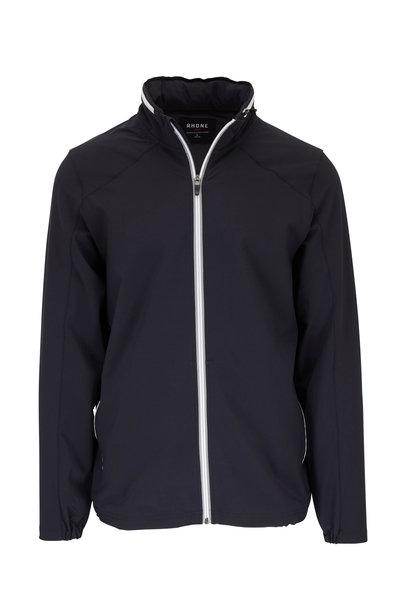 Rhone Apparel - Relay Black Track Jacket