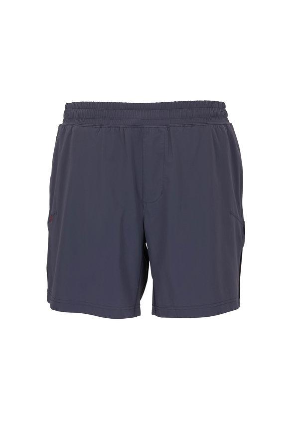 Rhone Apparel Versatility Asphalt Gray Short