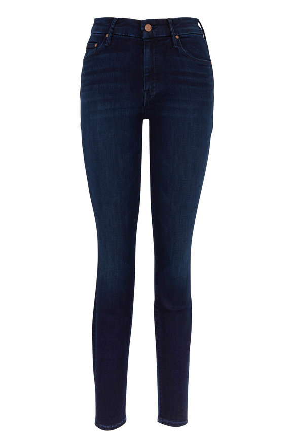 Mother Denim The Super Looker After Party Skinny Jean