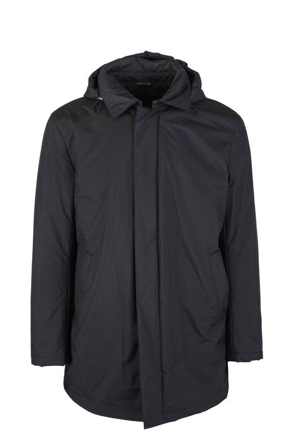 Fradi Dallas Black Hooded Jacket