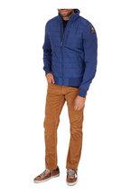 Golden Goose - Men's Superstar Cognac Leather Sneaker