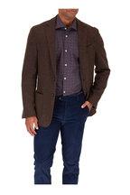 Maurizio Baldassari - Brown Cashmere Sportcoat