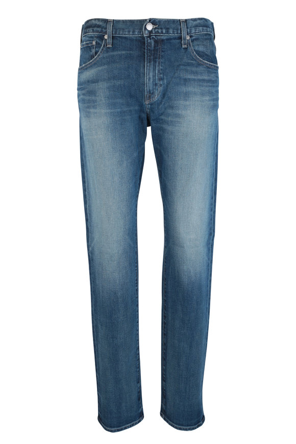 S.M.N. Hunter Chapel Standard Slim Jean