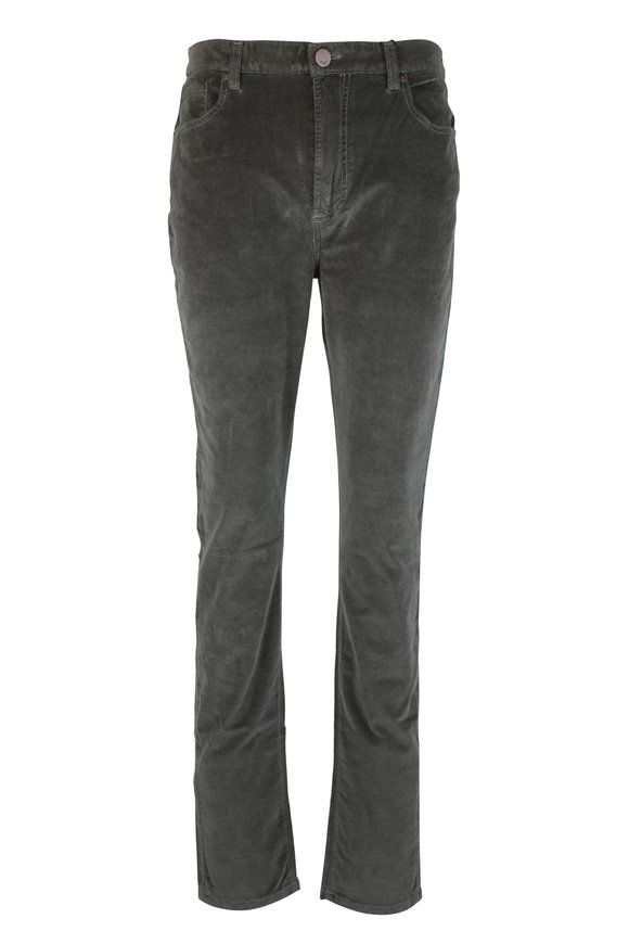 Monfrere Brando Aberdeen Velvet Five Pocket Jean