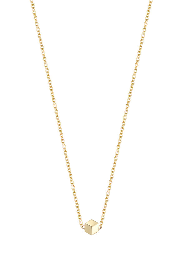Paolo Costagli 18K Yellow Gold Natalie Necklace