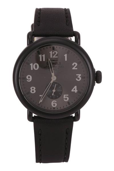 Shinola - Runwell Gray Automatic Watch, 41mm