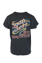 Madeworn - Joan Jett Bad Reputation Black T-Shirt