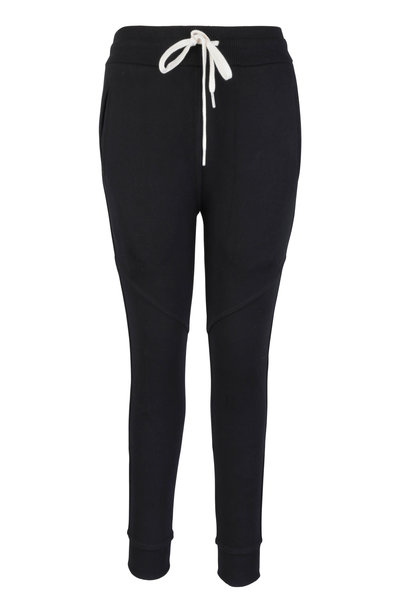 John Elliott - Escobar Black Sweatpant