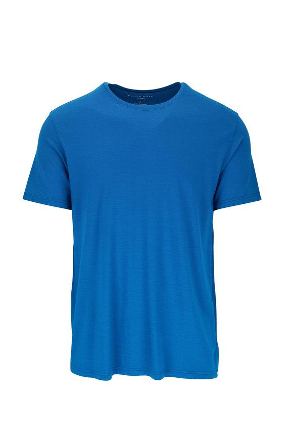 Derek Rose Base Ocean Jersey T-Shirt