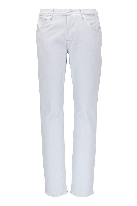 Hudson Clothing Blake Pearl Blue Slim Straight Jean