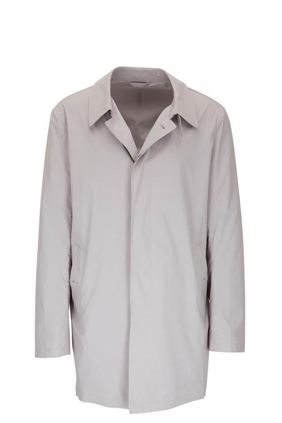 Manto Stone Packable Raincoat