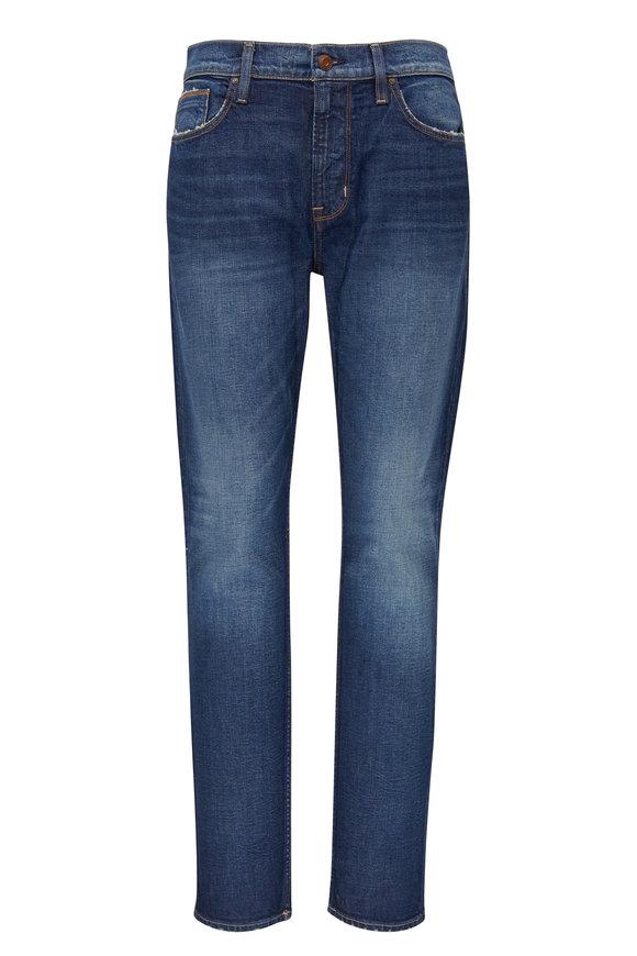 Hudson Clothing Axl Title Skinny Jean
