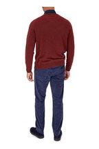 Hudson Clothing - Blake Navy Slim Straight Corduroy Jean
