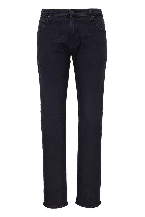 AG - Adriano Goldschmied The Tellis Pure Black Modern Slim Jean