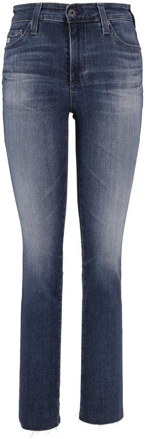 AG - Adriano Goldschmied Mari 12 Year Idiosyncratic High-Rise Straight Jean