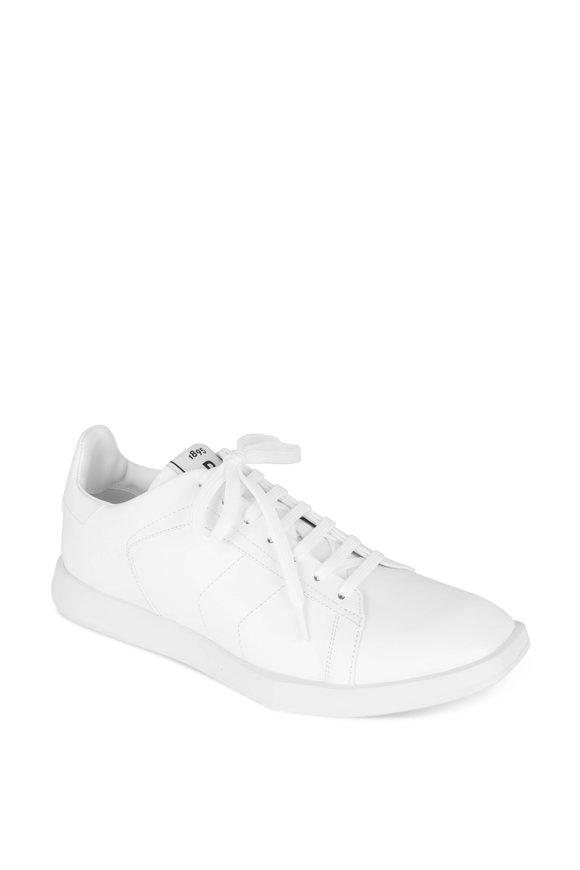 Berluti White Leather Sneaker