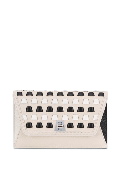 Akris - Anouk Light Multi Leather Envelope Shoulder Bag