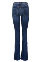 Mother Denim - Runaway Tempted Again Dark Blue Skinny Flare Jeans