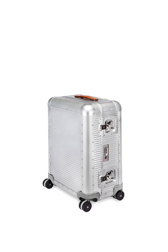 FPM Luggage Moonlight Silver Bank Spinner 55