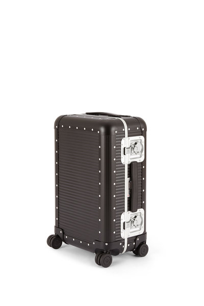 FPM Luggage - Black Bank Spinner 55