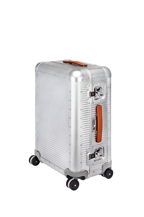 FPM Luggage Moonlight Silver Bank Spinner 68