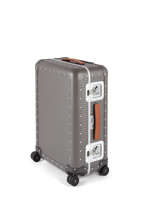 FPM Luggage Steel Grey Bank Spinner 76