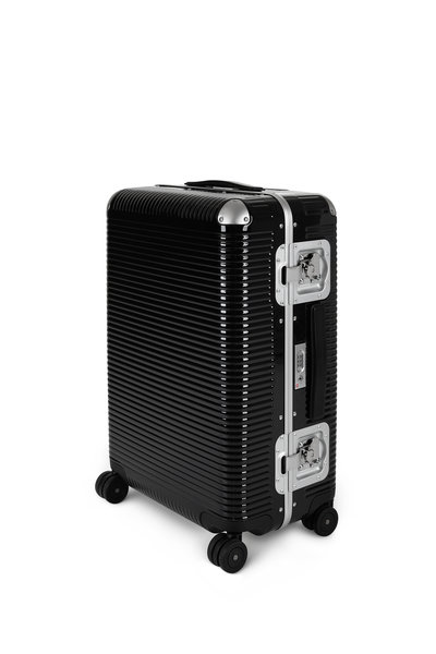 FPM Luggage - Black Bank Light Spinner 68