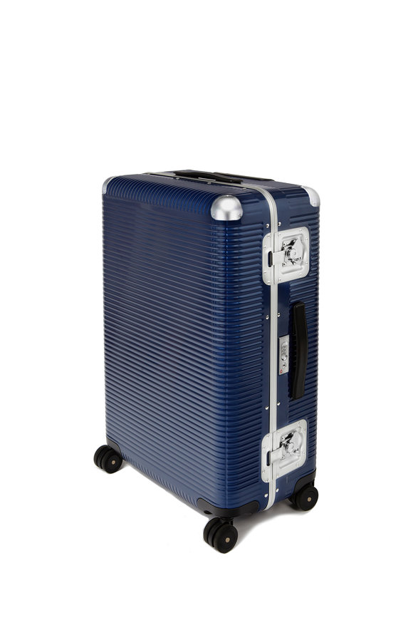 FPM Luggage Indigo Blue Bank Light Spinner 76