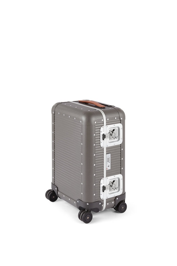 FPM Luggage Steel Grey Bank Spinner 53