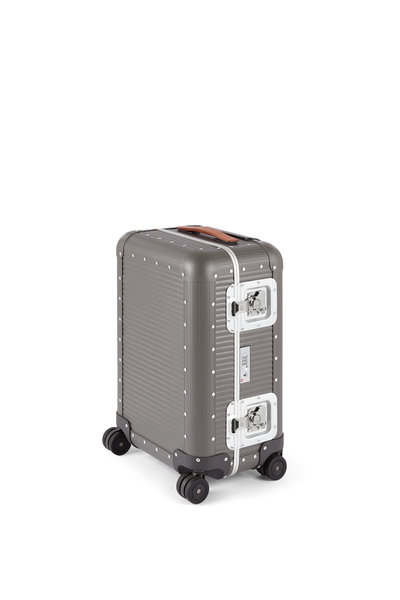 FPM Luggage - Steel Grey Bank Spinner 53