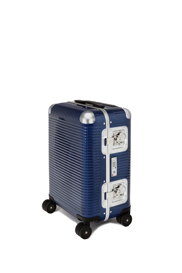 FPM Luggage Indigo Blue Bank Light Spinner 53