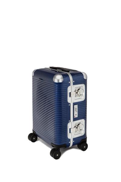 FPM Luggage - Indigo Blue Bank Light Spinner 53