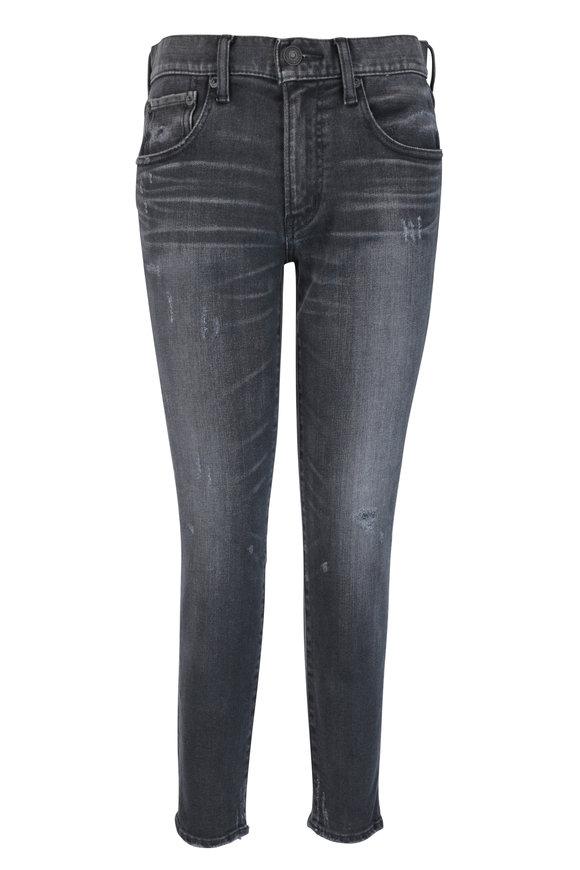 Moussy Velma Black Skinny Five Pocket Jean