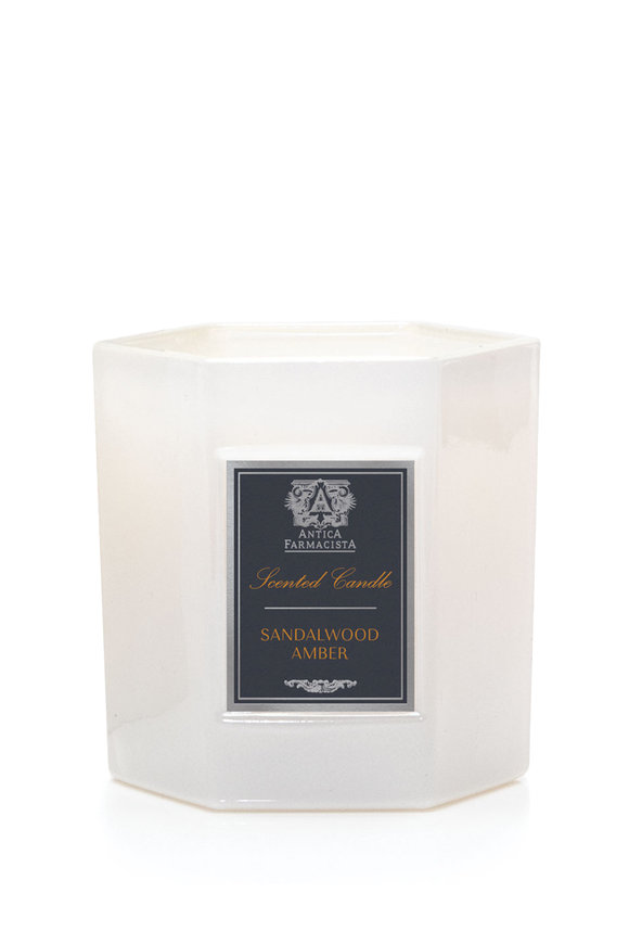 Antica Farmacista Sandalwood Amber Soy Candle