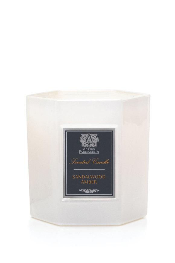 Antica Farmacista Sandalwood Amber Soy Candle