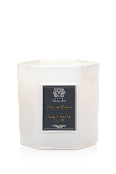 Antica Farmacista - Sandalwood Amber Soy Candle