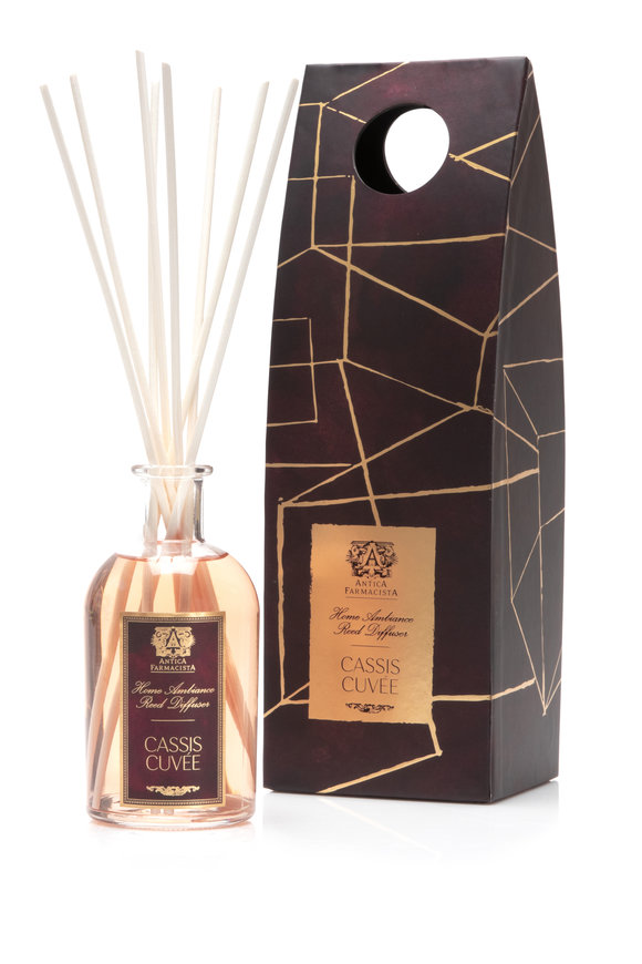 Antica Farmacista Cassis Cuvée Reed Diffuser