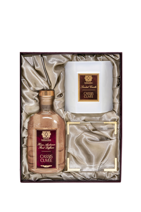Antica Farmacista Home Ambiance Cassis Gift Set